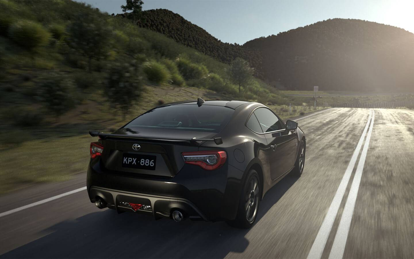 Toyota 86 Raw Driving at its finest