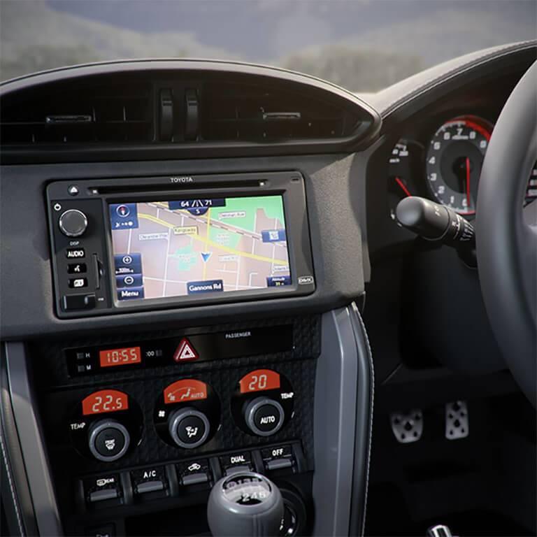 Toyota 86 6 speaker audio
