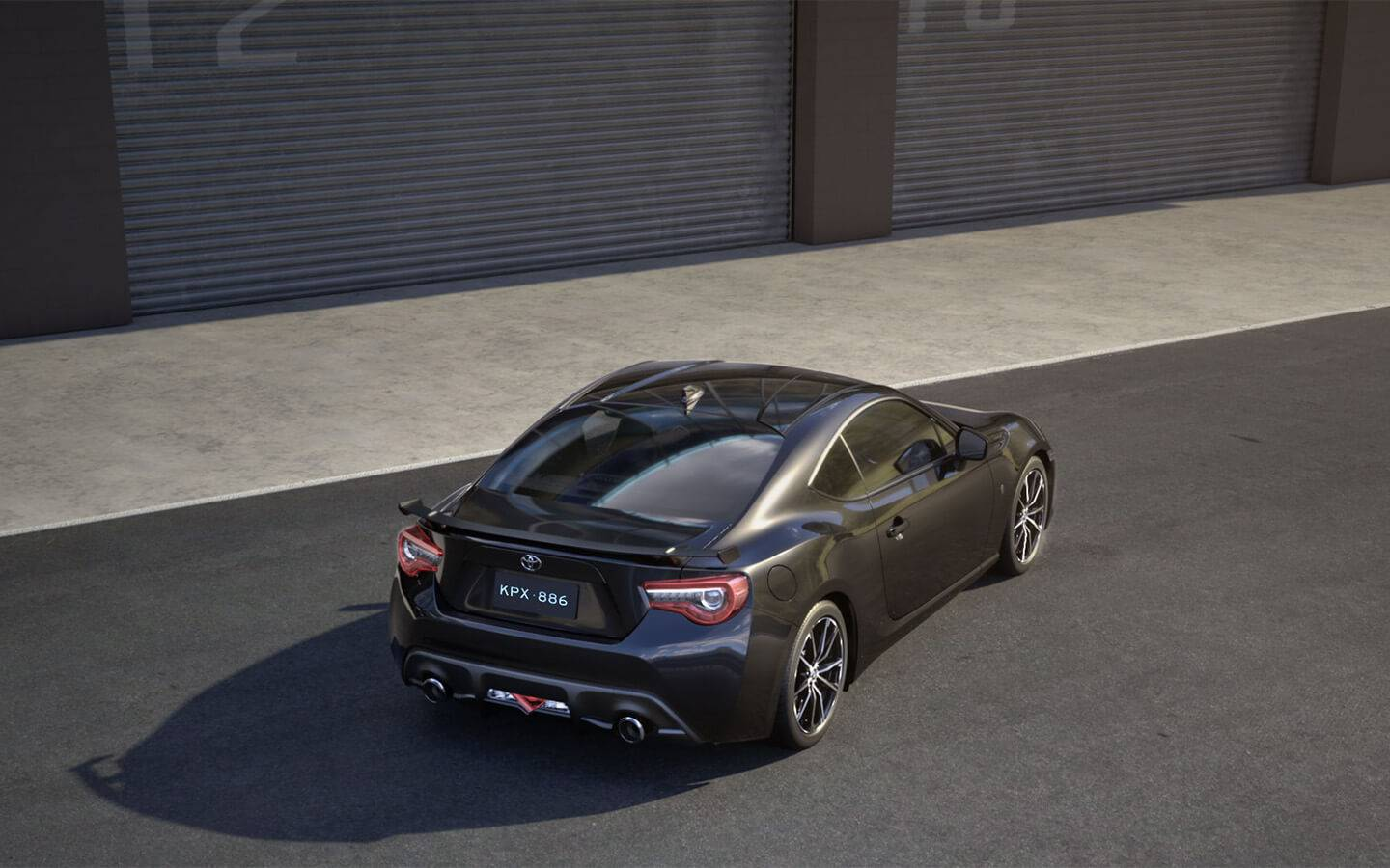 Toyota 86 Built for excitement