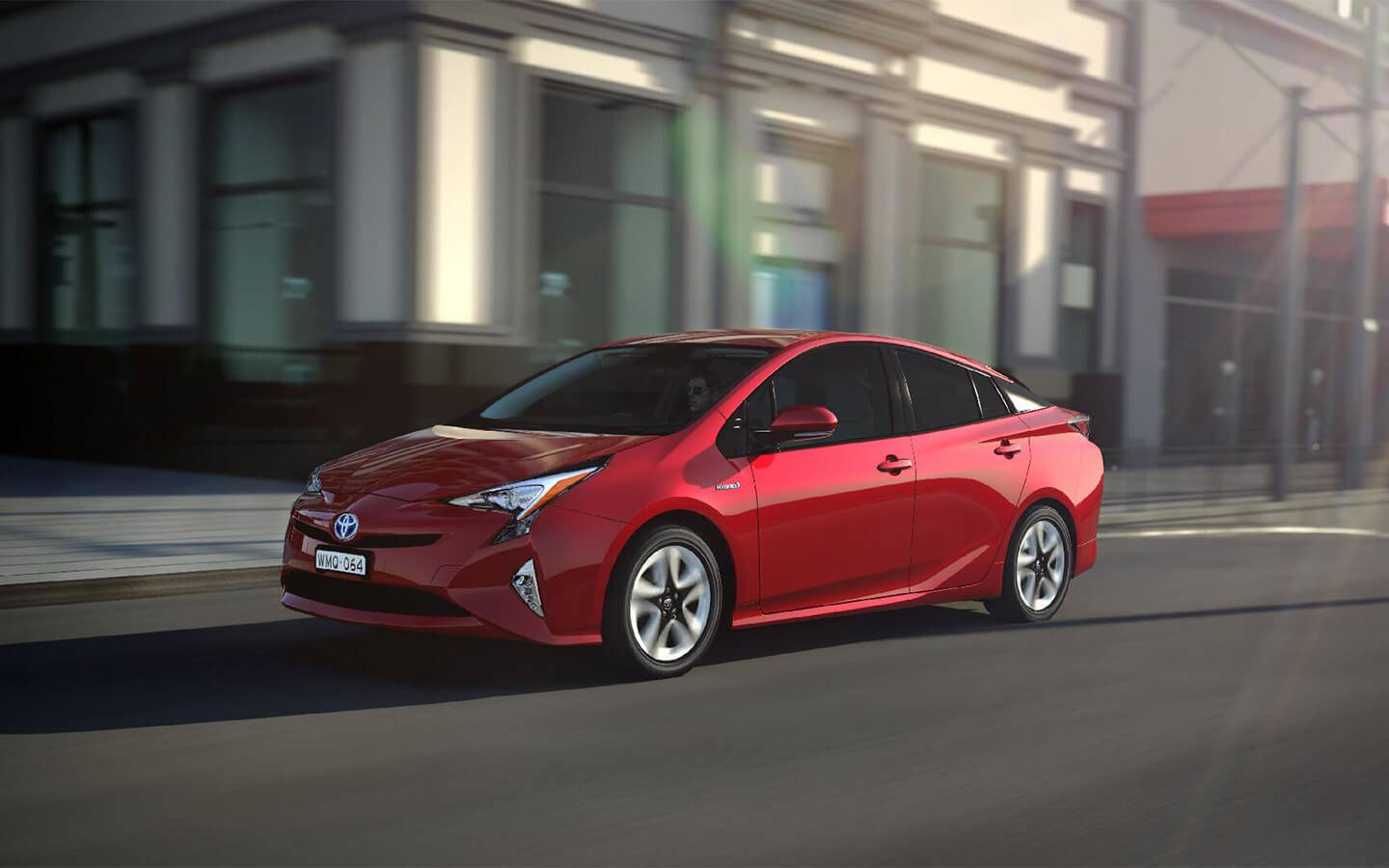 Toyota Prius Clever thinking
