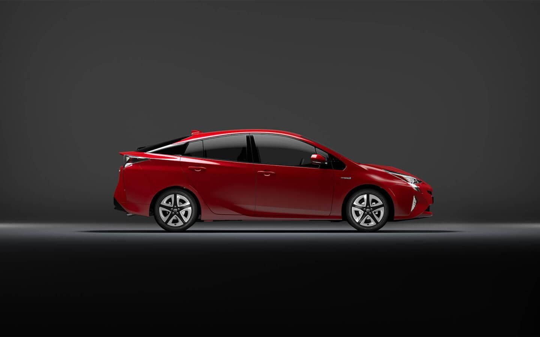 Toyota Prius Unique Sense of Style
