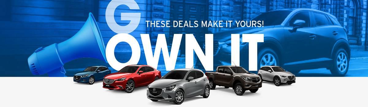 AMRMazda-Go Own It sale