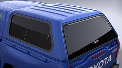 Canopy - Slide Windows (SR & Workmate)