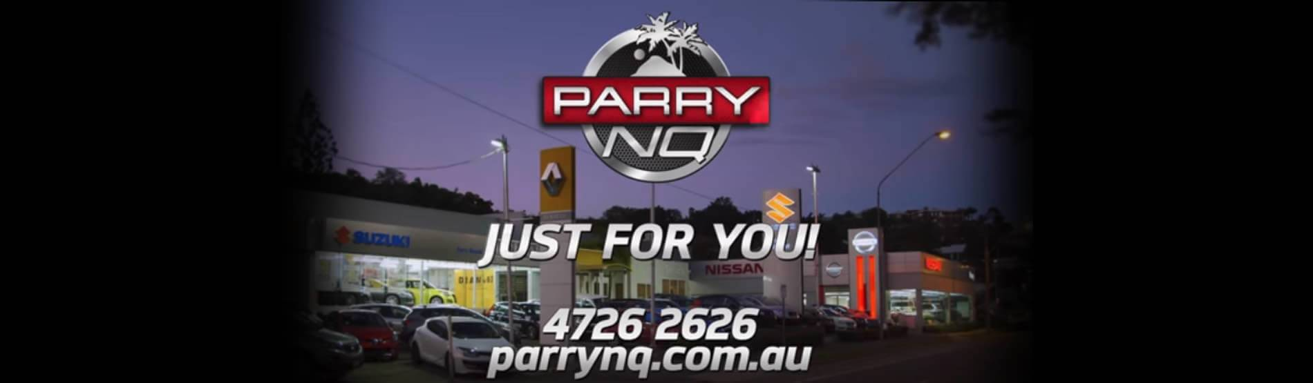ParryNQNissan-Just For You