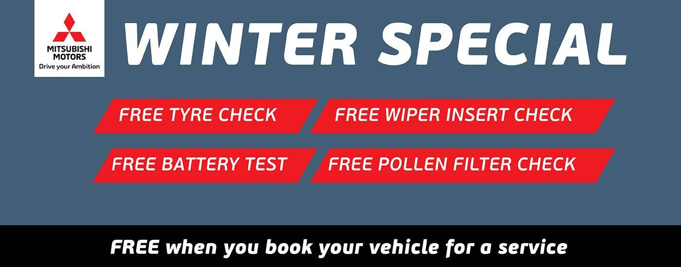 CallaghanMitsubishi-Winter Special