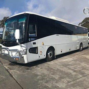 2014 Yutong 58 Seat Coach Small Image