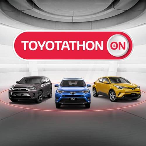 Click here - Let the team at Goldfields Toyota find the right Finance deal for you.