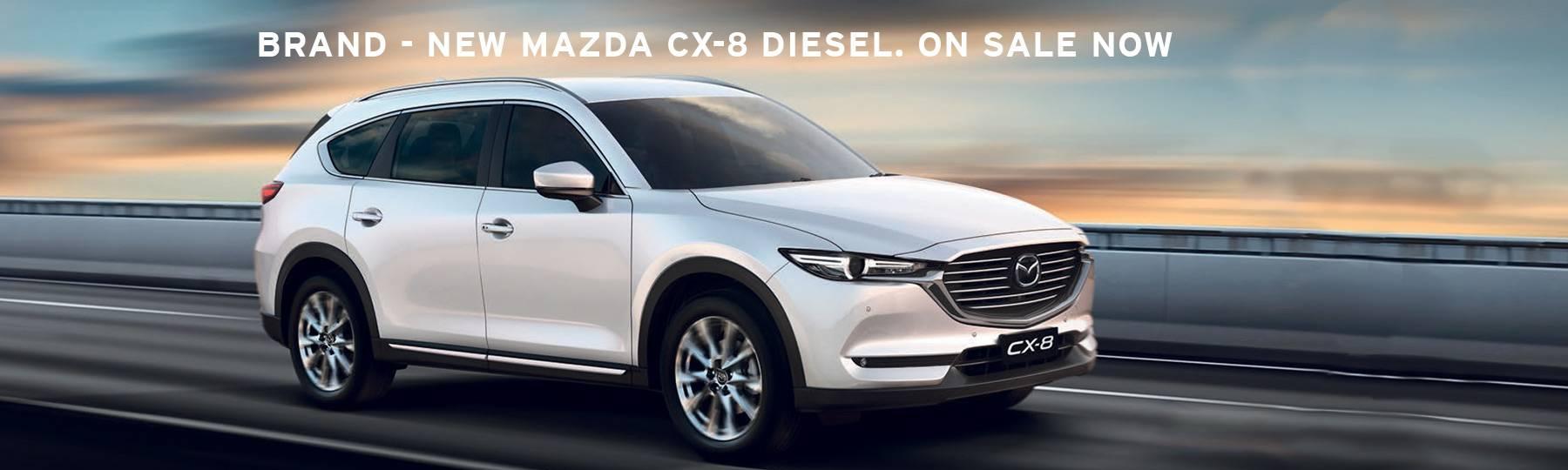 Mazda CX-8 Diesel
