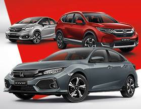 Hurry in for a great deal at Wangara Honda