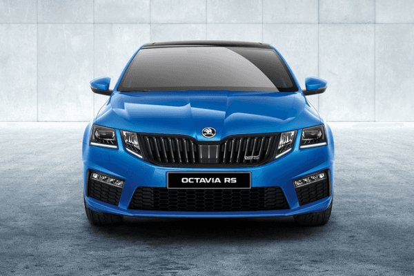 Richmond ŠKODA - OCTAVIA RS AND RS 245 | Powerful Sporty Sedan