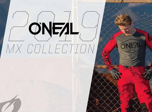 2019 O'NEAL MX GEAR AVAILABLE NOW!