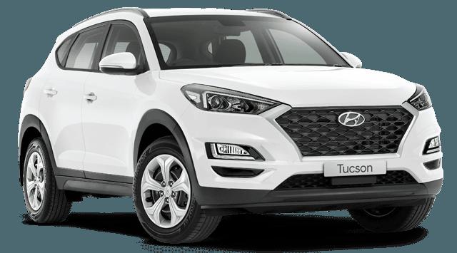 Hyundai Tucson Go