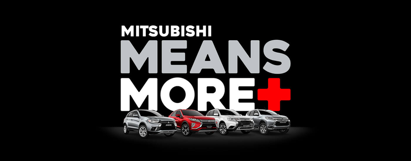 Mitsubishi Means More+