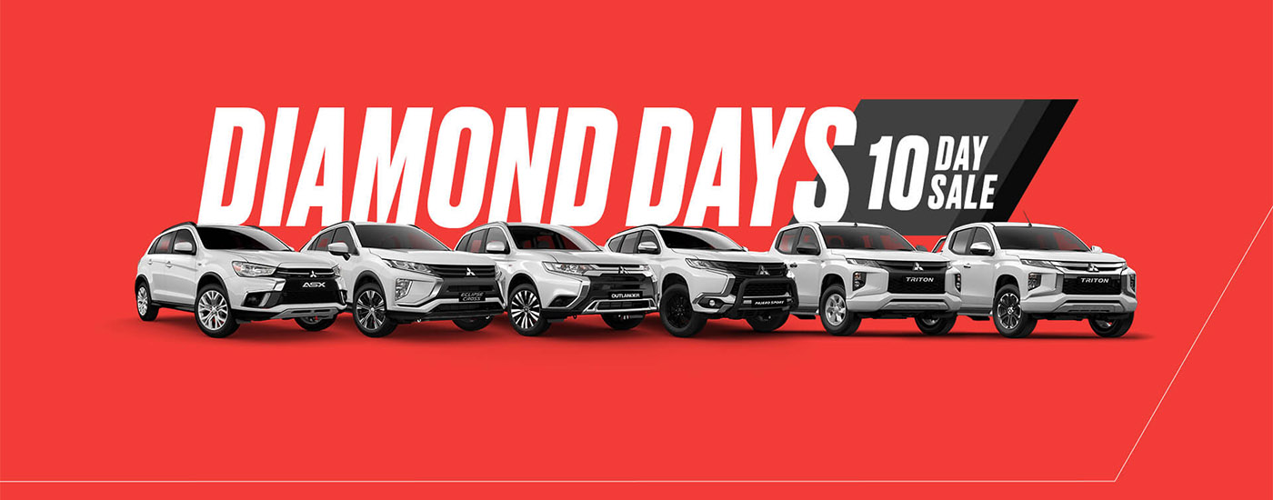 Mitsubishi Diamond Days