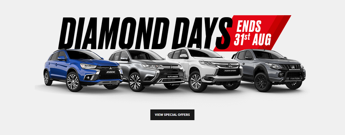 Mitsubishi Diamond Day