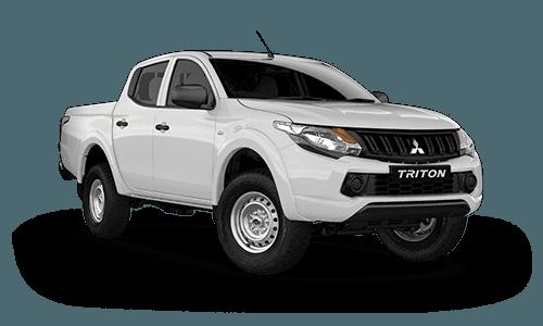 Mitsubishi Triton GLX image