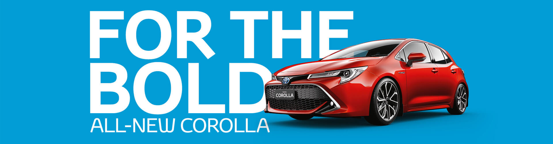 All-New Corolla