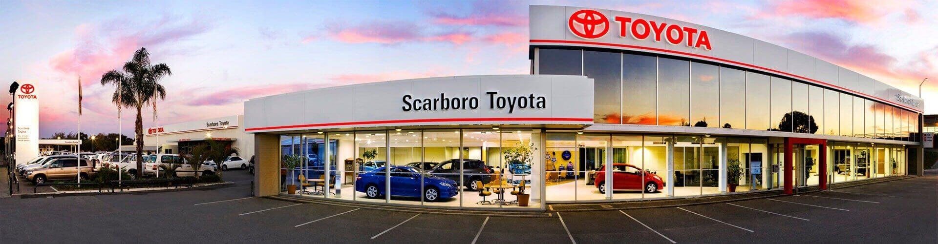 Scarboro Toyota