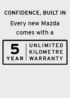 Click here to see Graeme Powell Mazda Warranty.