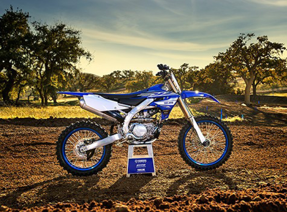 2019 YZ450F Released