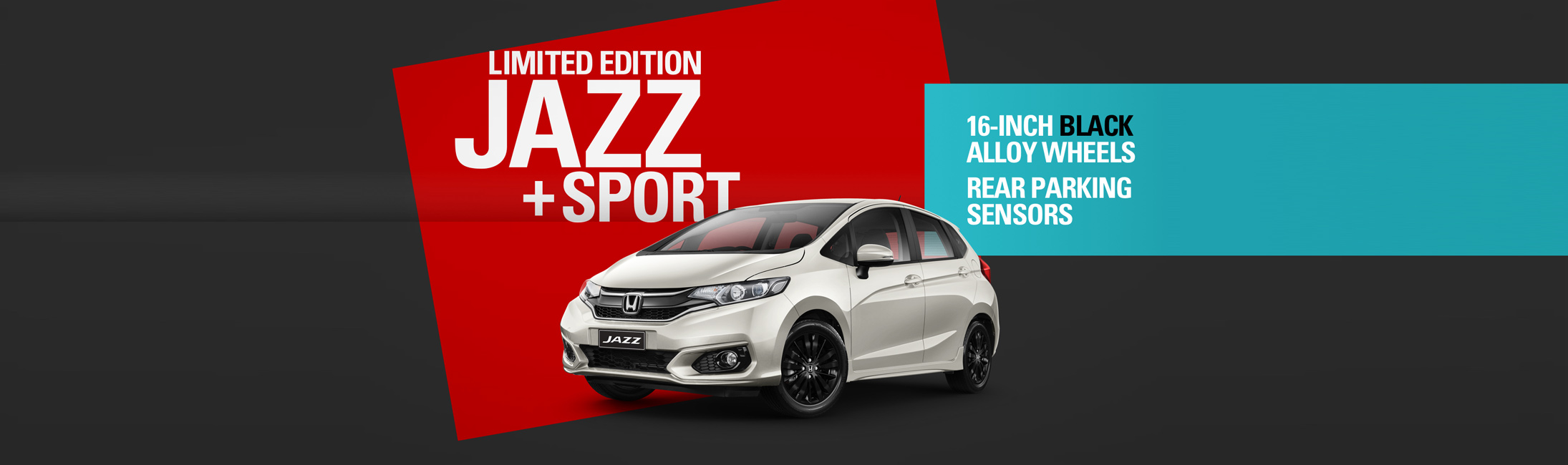 Honda Jazz Limited Edition