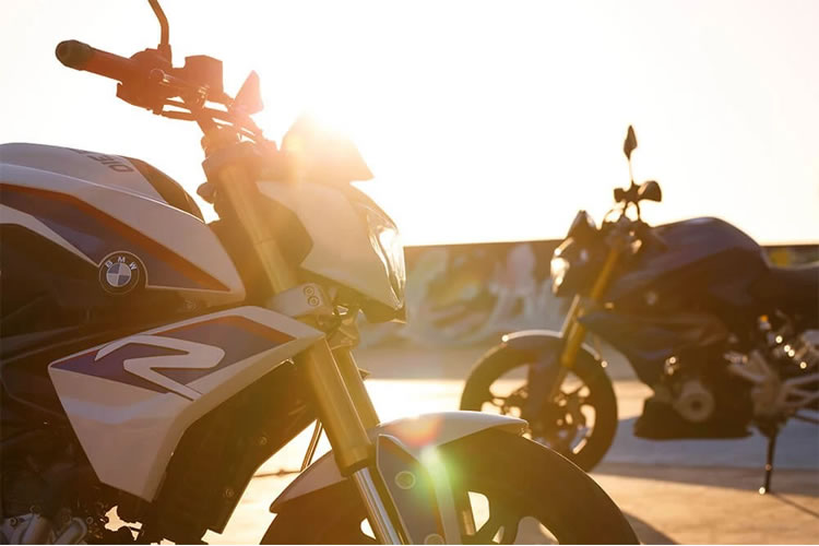 Find out more about our lastest range of BMW Motorrad bikes.