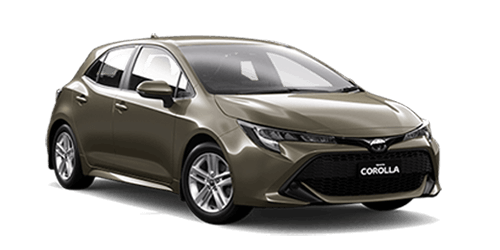 All-New Corolla Hatch