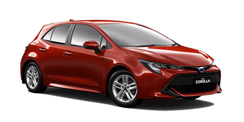 All-New Corolla Hybrid