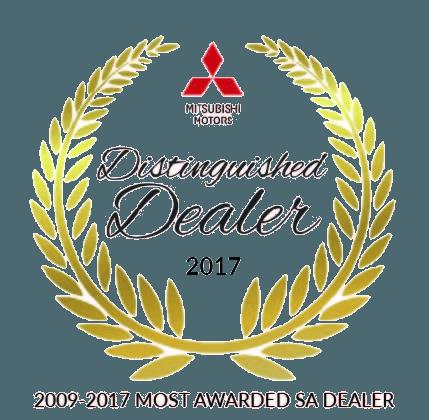 Mitsubishi Distinguished Dealer
