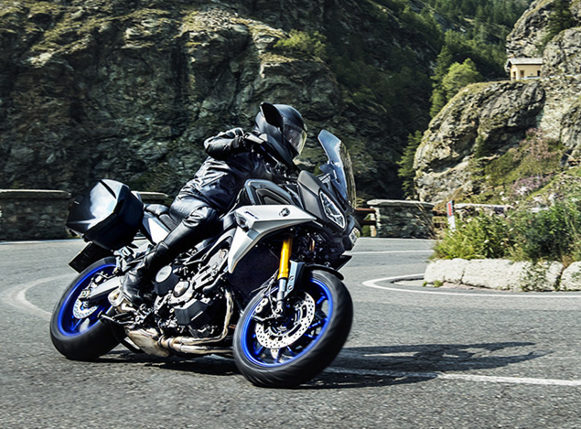 Two new Yamaha Sports Tourers break cover