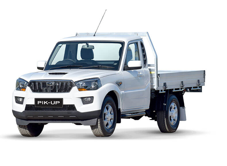 Mahindra Pik-Up Single Cab 4x2