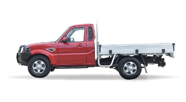 Pik-Up Single Cab 4x4