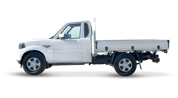 Pik-Up Single Cab 4x2
