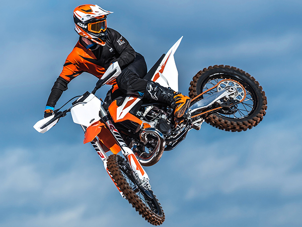 KTM Adds More Reasons To Love The 250 SX In 2019
