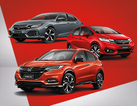 Hurry in for a great deal at Midwest Honda