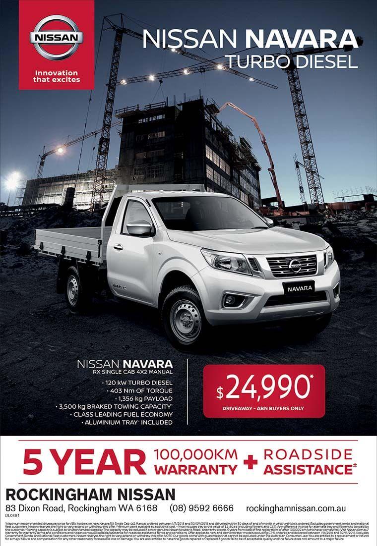 Nissan Navara XT