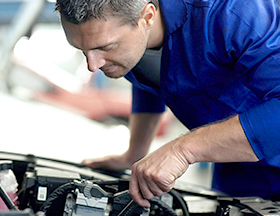 Click here to make a Service booking online at Carlin and Gazzard Honda