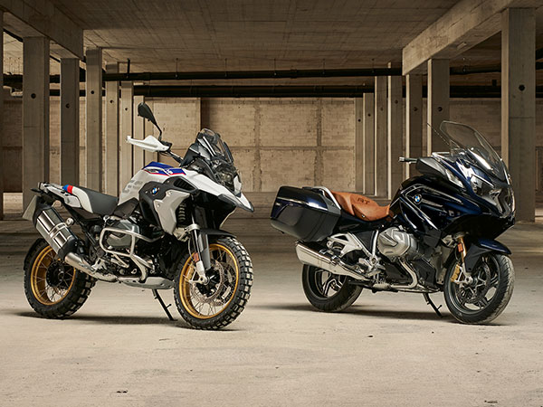 BMW Reveal New R 1250 GS and RT Models
