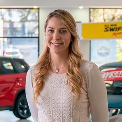 Rachel Merrigan - Penfold Suzuki