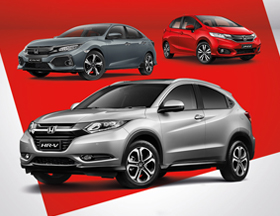 Hurry in for a great deal at Townsville Honda