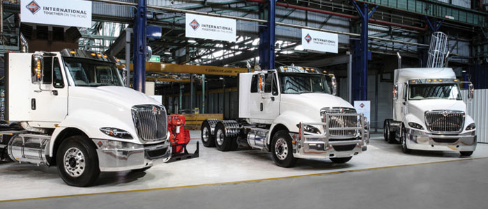 International Trucks Prostar