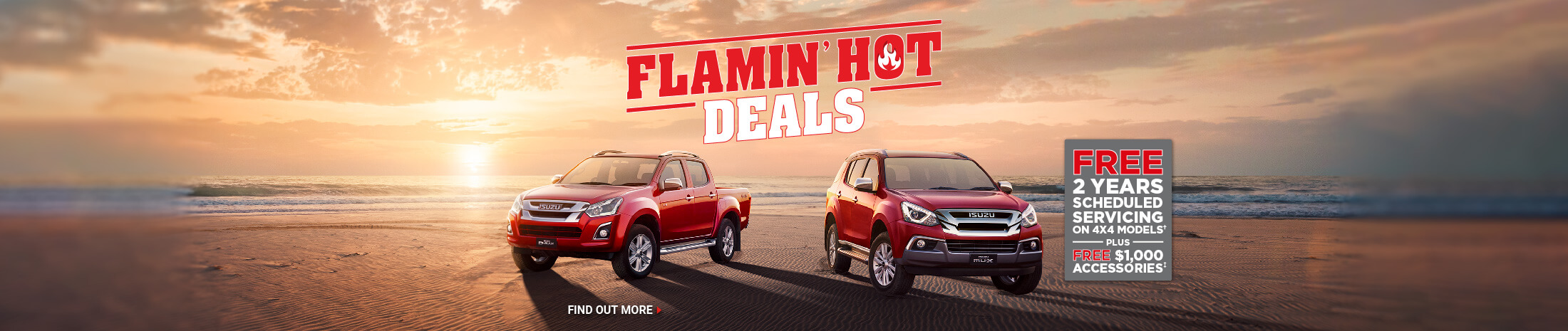 Isuzu UTE Latest Special Offer