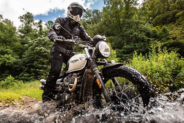 All-New Triumph Scrambler and Street Twin Revealed!