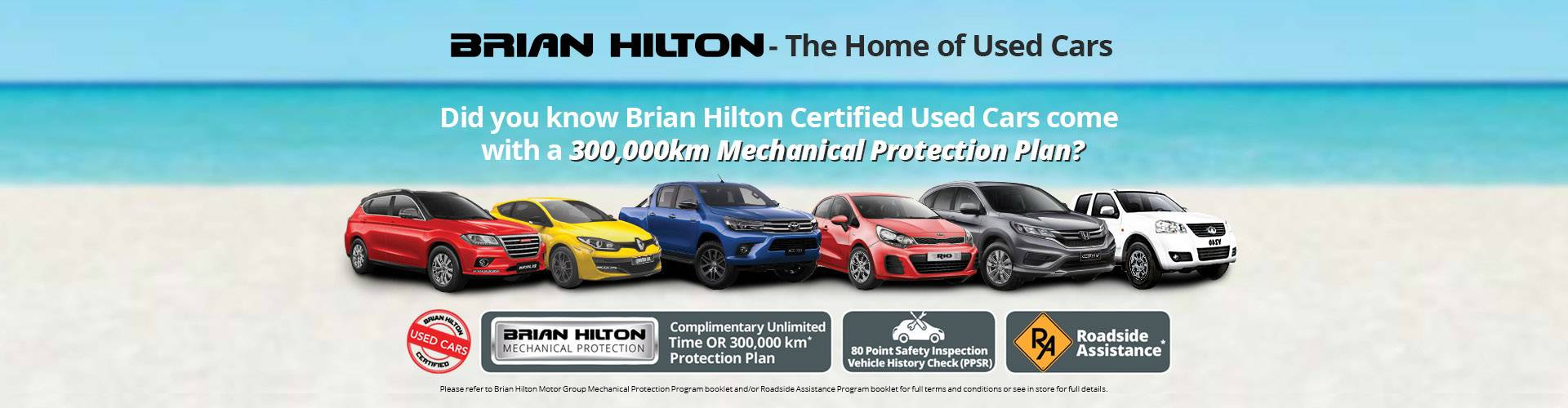 Brian Hilton Used Cars Central Coast