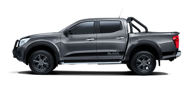 NAVARA ST BLACK EDITION DUAL CAB 4WD MAN