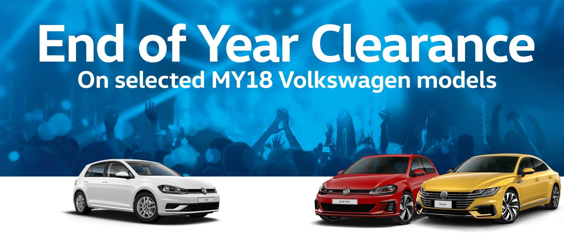 Volkswagen October Offers