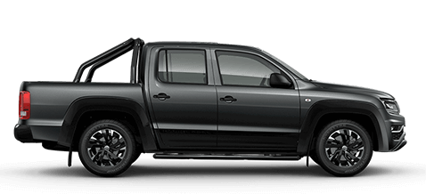 VW Amarok V6 Dark Label
