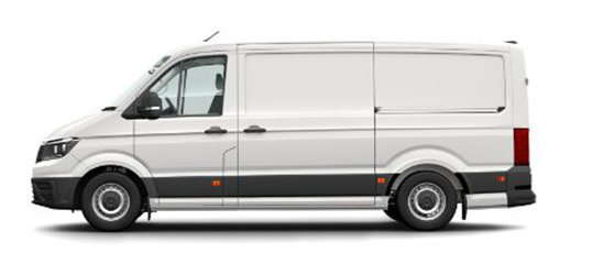 VW Crafter MWB