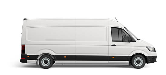 VW Crafter Van 35 LWB