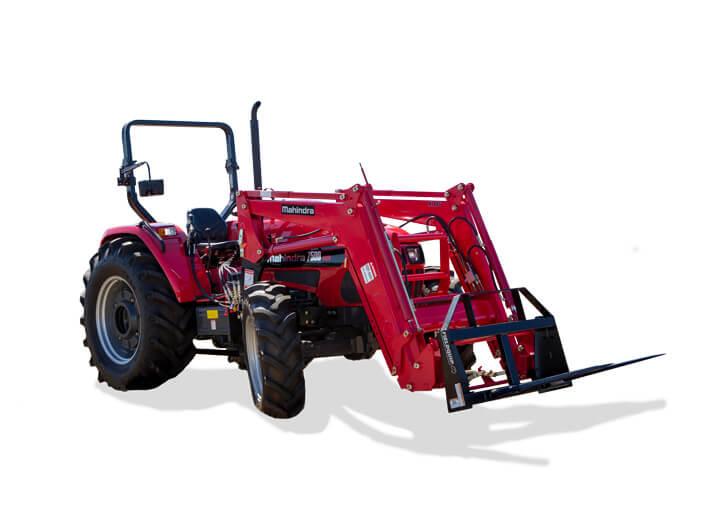 Mahindra 7580 4WD